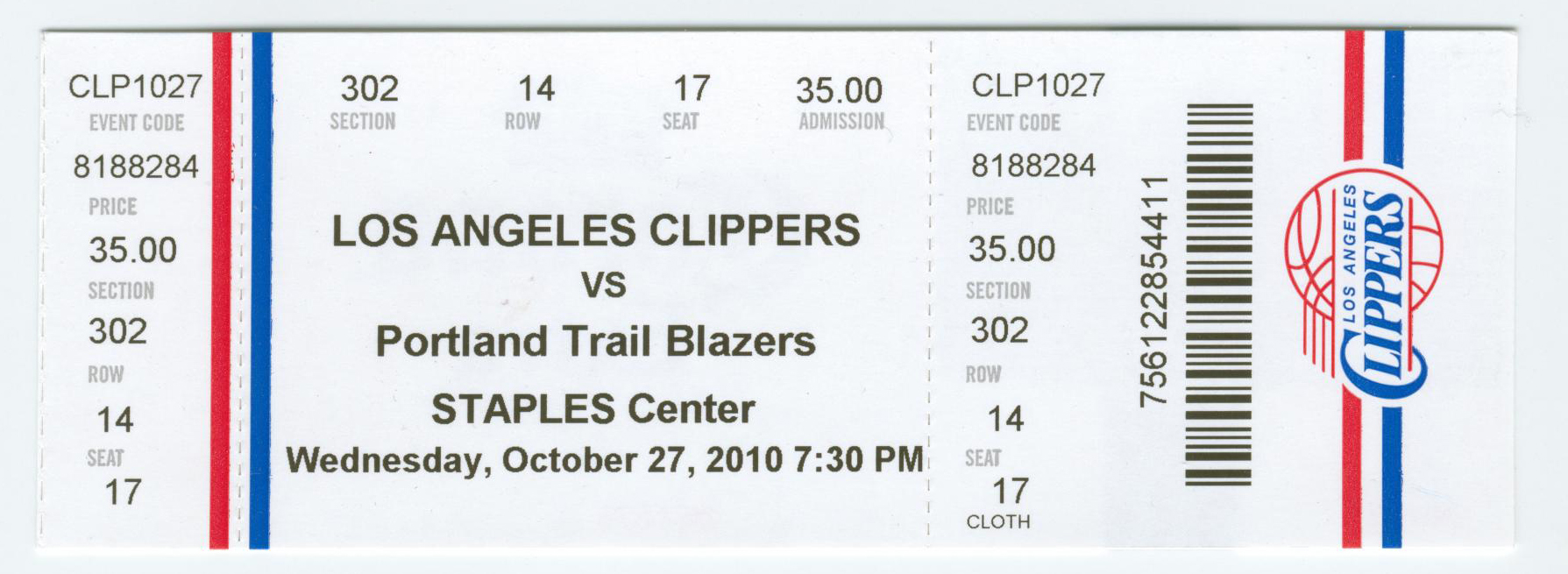 blake-griffen-fist-nba-game-full-ticket-los-angeles-clippers-3
