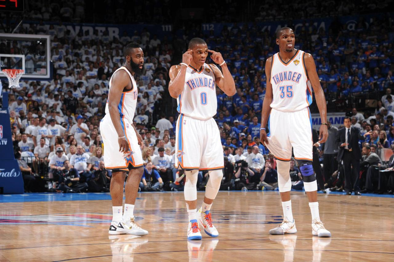 info for ff161 484a9 What If Wednesday | What If OKC Kept James Harden? | Press ...