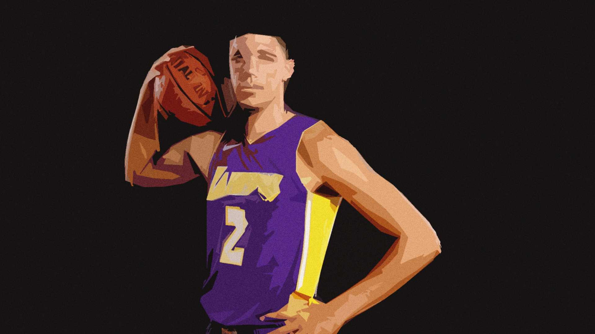 Lonzo Ball  The New Face of the Lakers  9f9744025